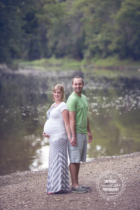 Allen county ohio maternity photographer