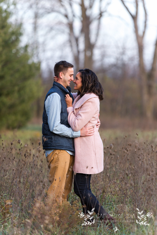 Engagement Pictures in Ohio