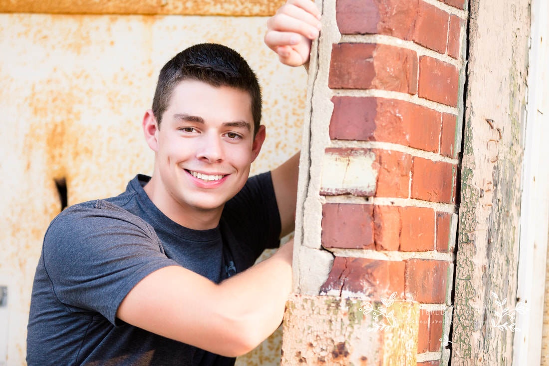 allen county ohio senior photographer