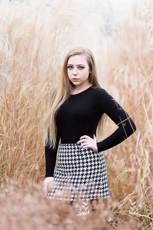 Senior Photographer in Lima Ohio